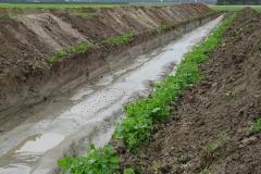 horizontale-drain-aangelegd